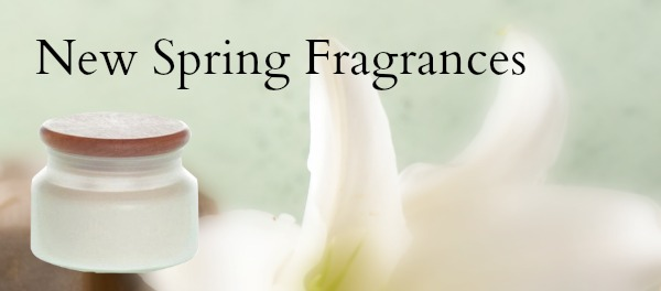 new spring candle fragrances