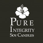 Pure Integrity soy candles logo