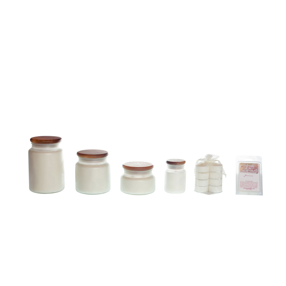 Jasmine Soy Candles 20% OFF! Use Coupon Code 20