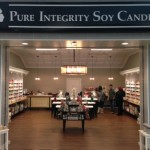 pure integrity soy candles retail store