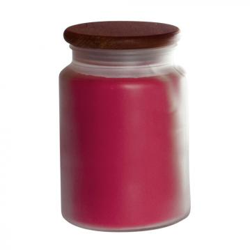 Strawberry Rhubarb Soy Candles