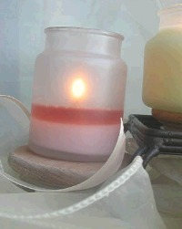 finest soy candle