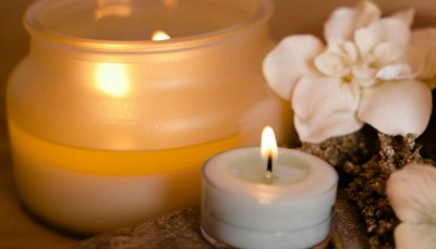 soot free candles
